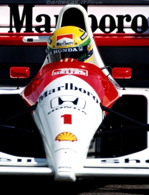 1991 ayrton senna phoenix f1 gp