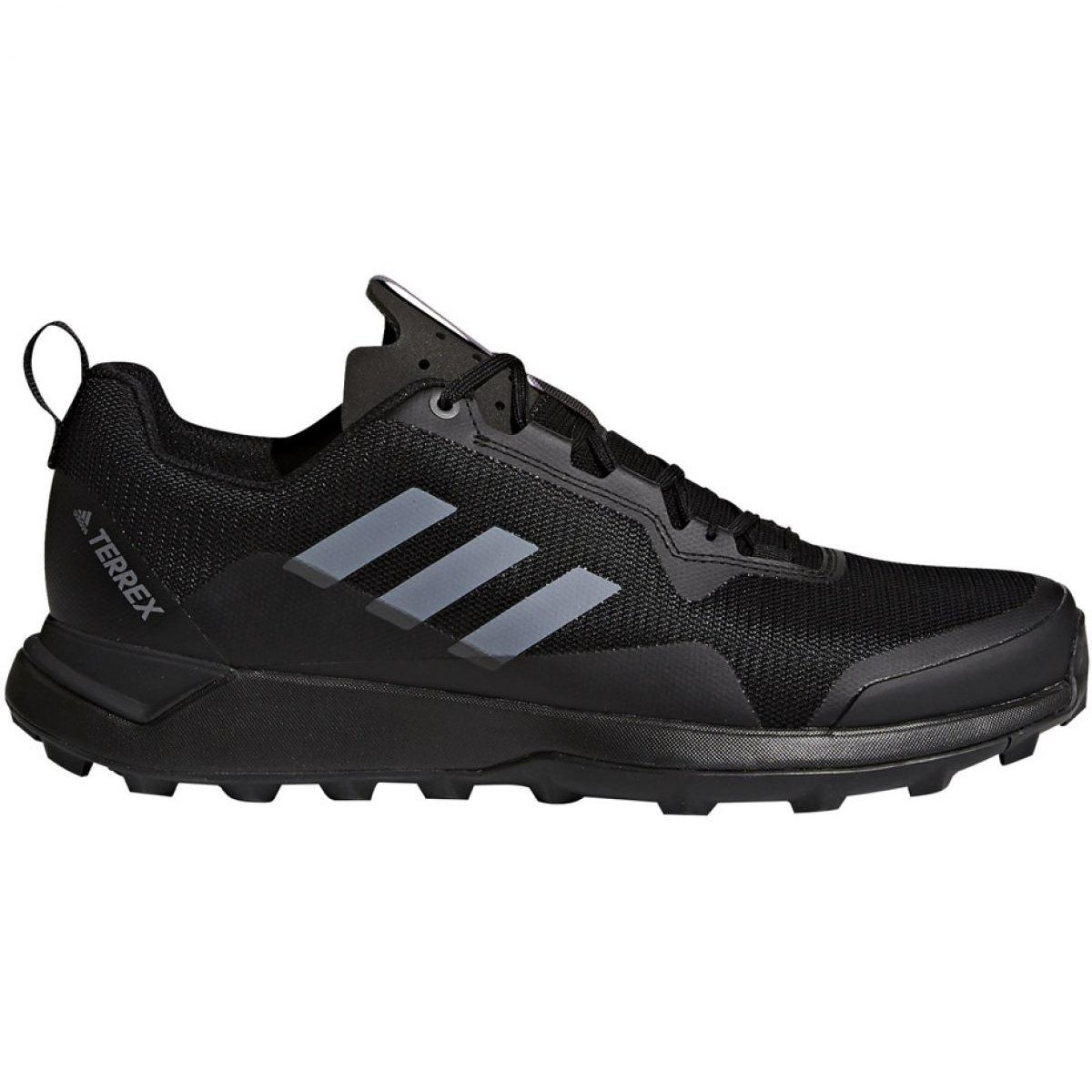 Adidas Terrex Cmtk M S80873 Shoes Black With Images Running Shoes For Men Adidas Men Hiking Shoes