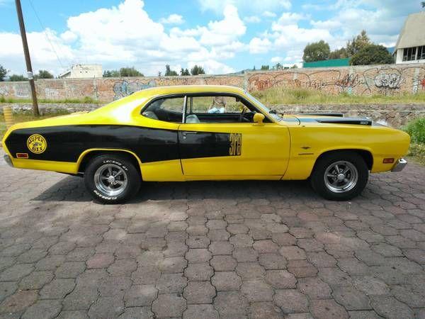 BangShift com Craigslist find: 1971 Dodge Valiant Duster