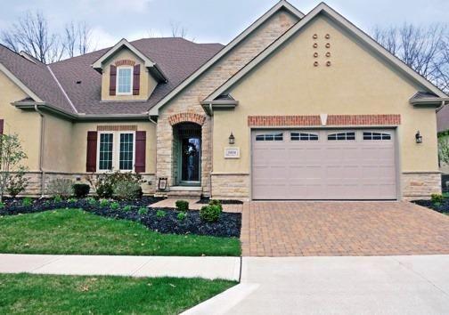 5454 Slater Rdg, Westerville, OH 43082. 2 bed, 2 bath, $514,900. Gorgeous 2014 built ...