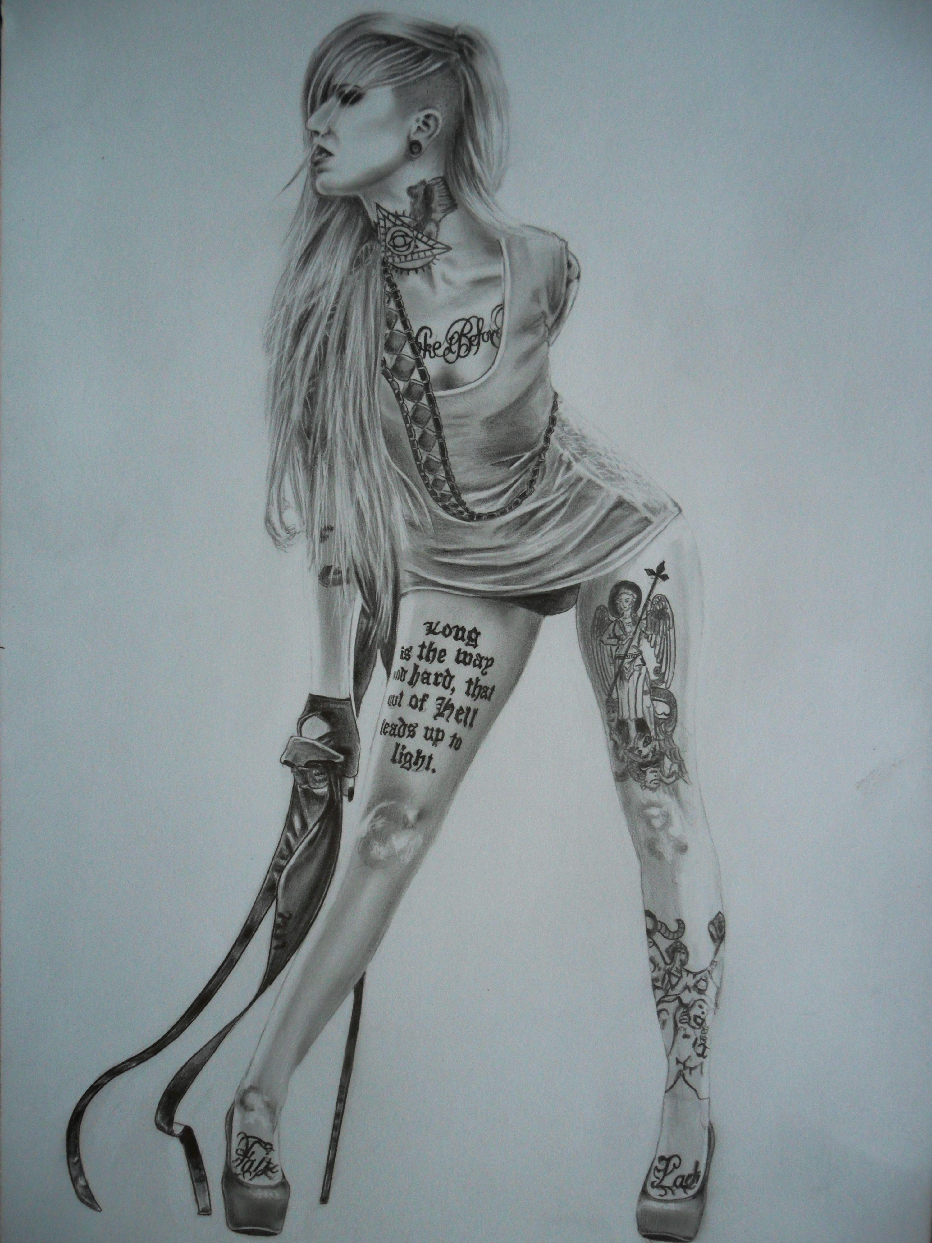 Sara Fabel   Drawings, Humanoid sketch, Art