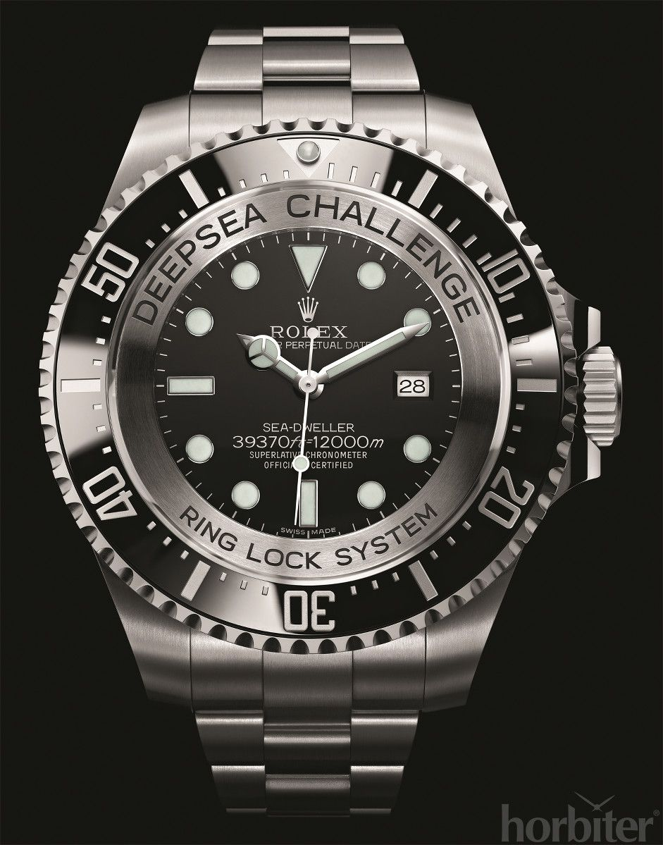 31508250089 The Rolex Deepsea Challenge - Unrivaled in 2019