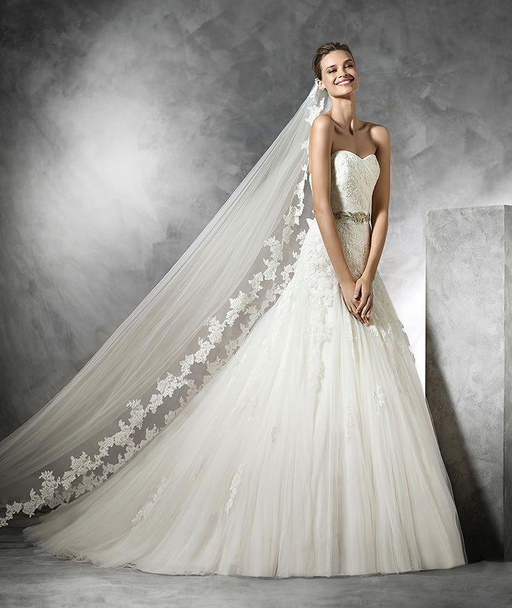 Dagen, originelles Brautkleid aus Tüll   Like a Beauty   Pinterest ...