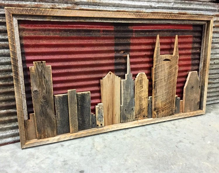 Best Reclaimed Nashville Framed Skyline Constructed Of 75 Year Old Barn Wood And Barn Metal Roofing 400 x 300