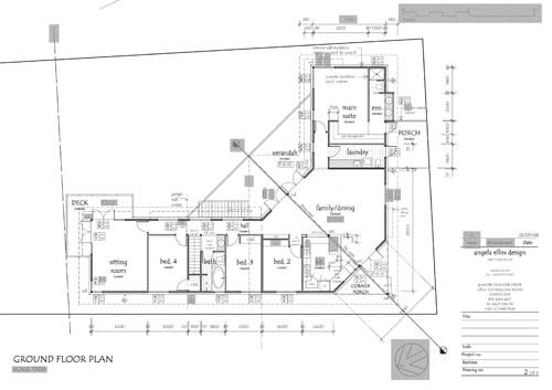 How to read house construction plans #