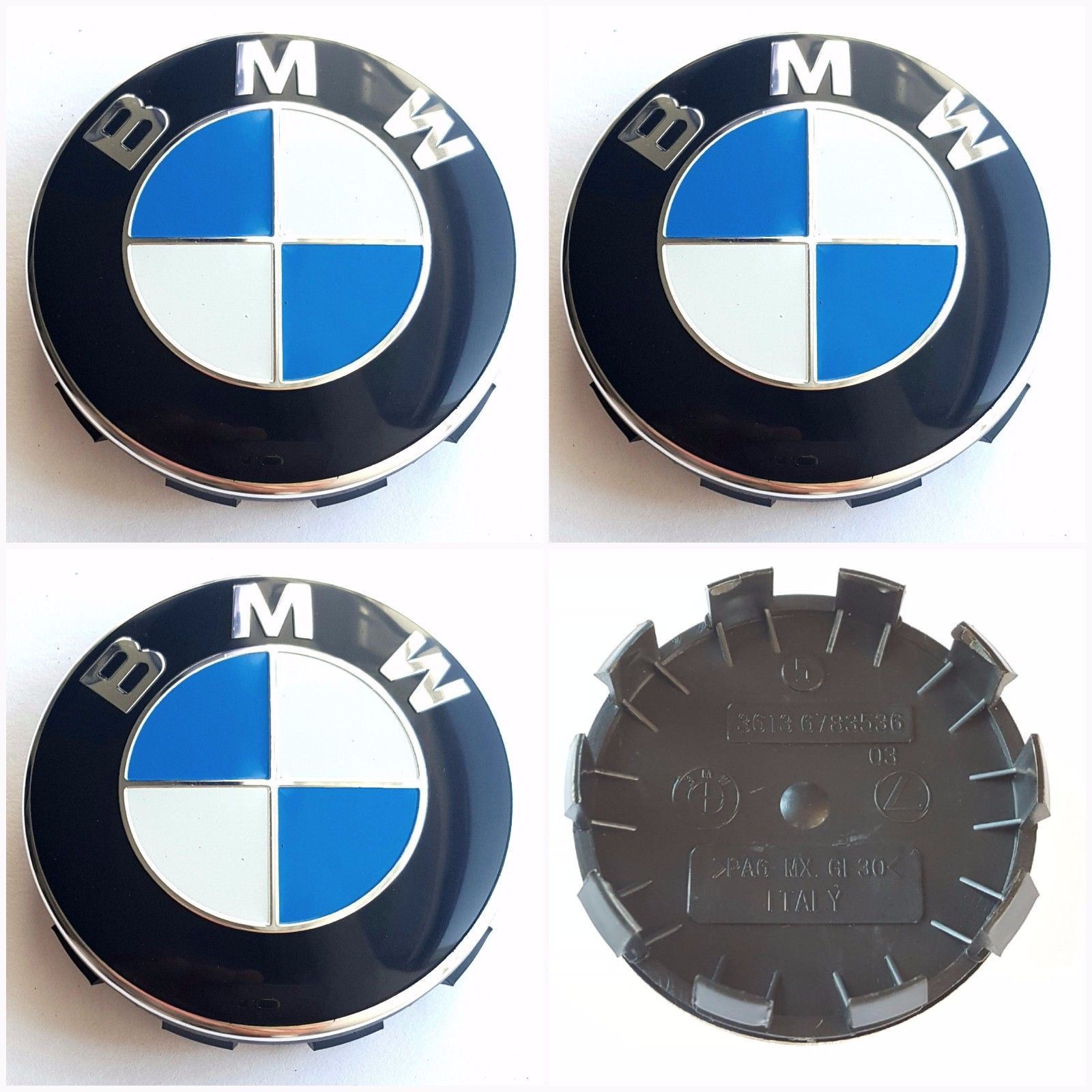 in wheel lightweight product cap center forged sil performance dinan bmw with silver caps set
