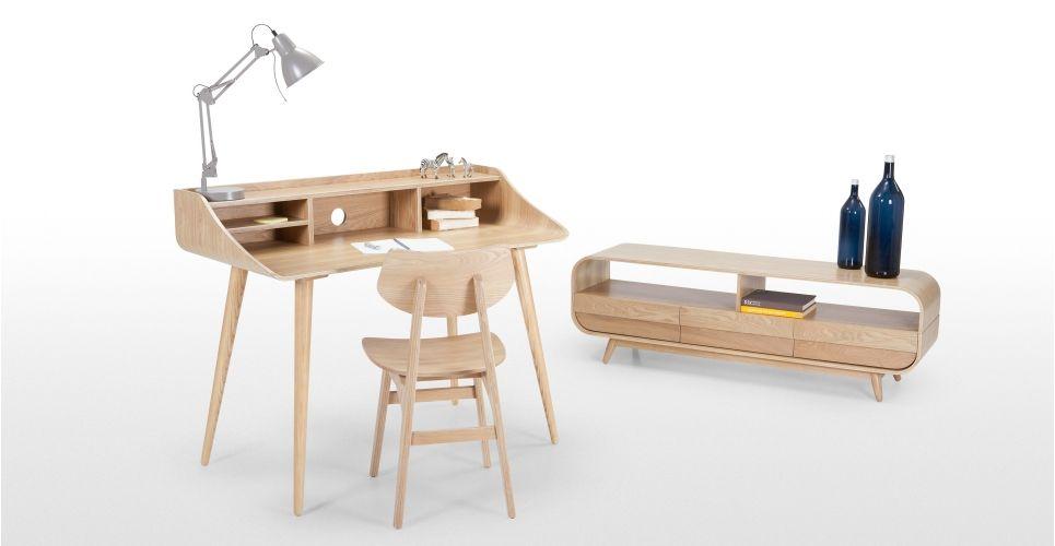 Esme Desk, Ash | made.com