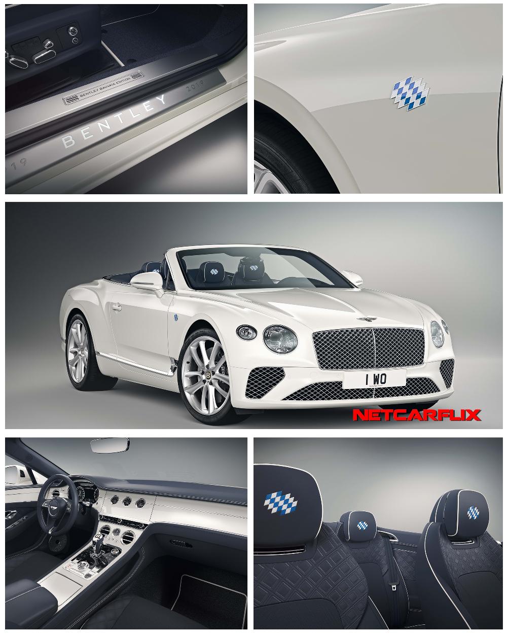 2020 Bentley Continental GT Convertible Bavaria Edition