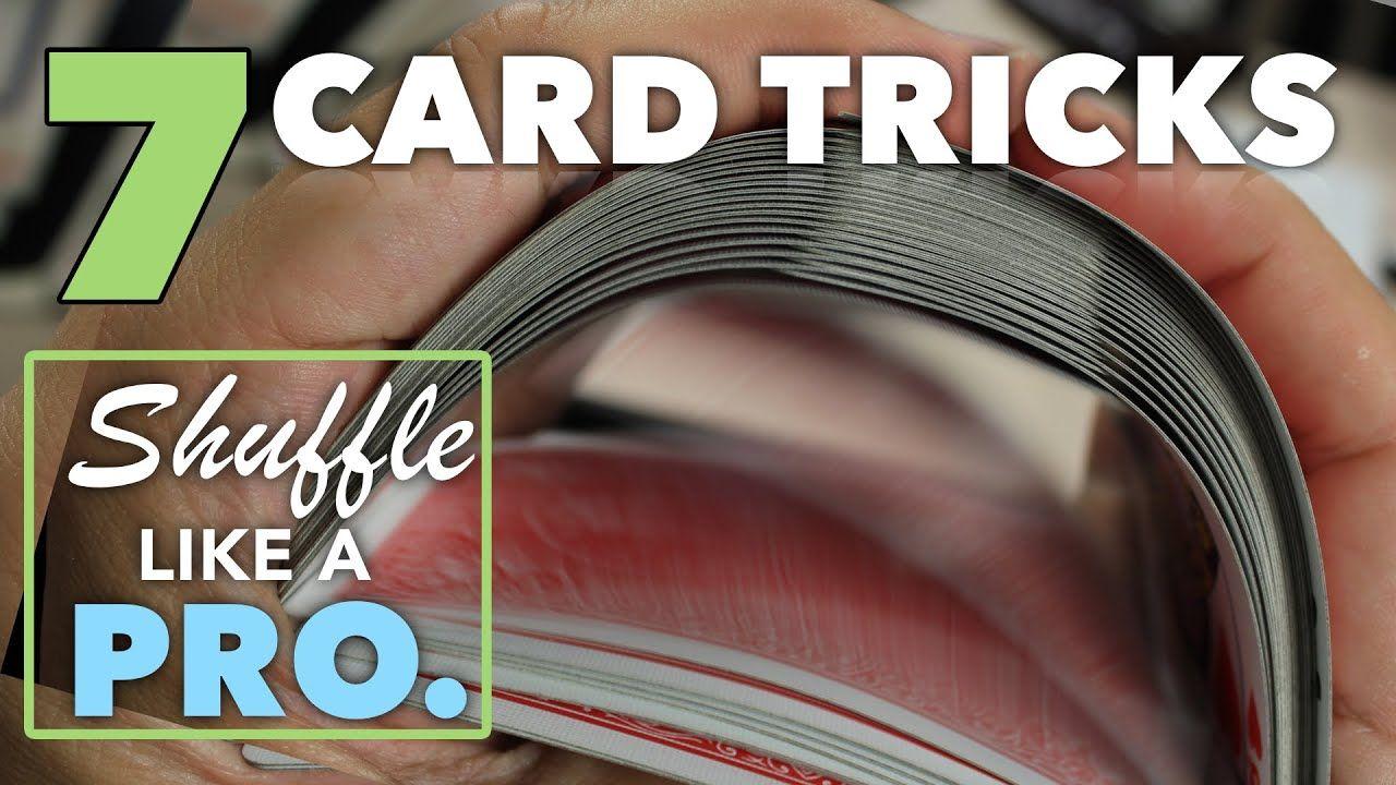 how to shuffle tarot cards like a pro