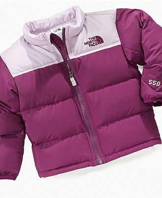 57902dac4b The North Face Baby Jacket