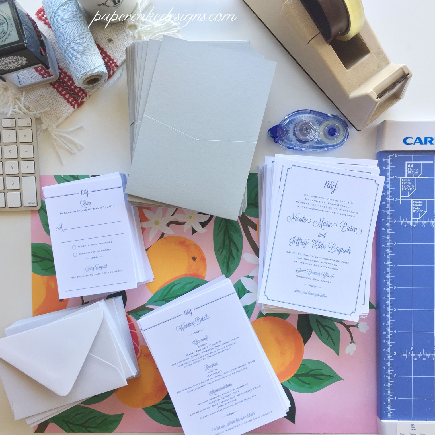 Custom wedding invitation design process weddinginvites wedding custom wedding invitation design process weddinginvites stopboris Gallery