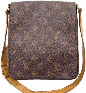 879065d721e4 Get one of the hottest styles of the season! The Louis Vuitton M51258  Musette Salsa Shoulder Bag is a top 10 member favorite on Tradesy.