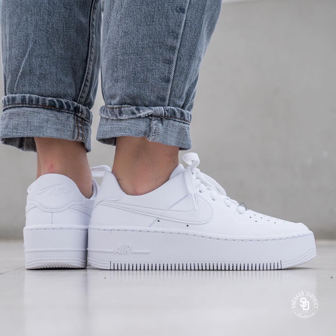 "Sneaker District on Instagram: ""Nike Women's Air Force 1 ..."