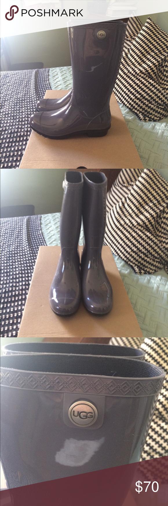 73b75fd3f1a UGG. Rain boots NEW UGG. Shaye boot. Rain boot. Shearling lined at ...
