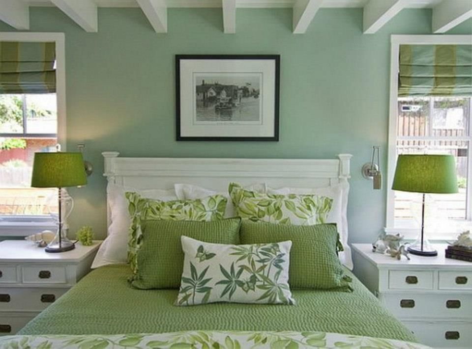 Seafoam Green Bedroom Ideas