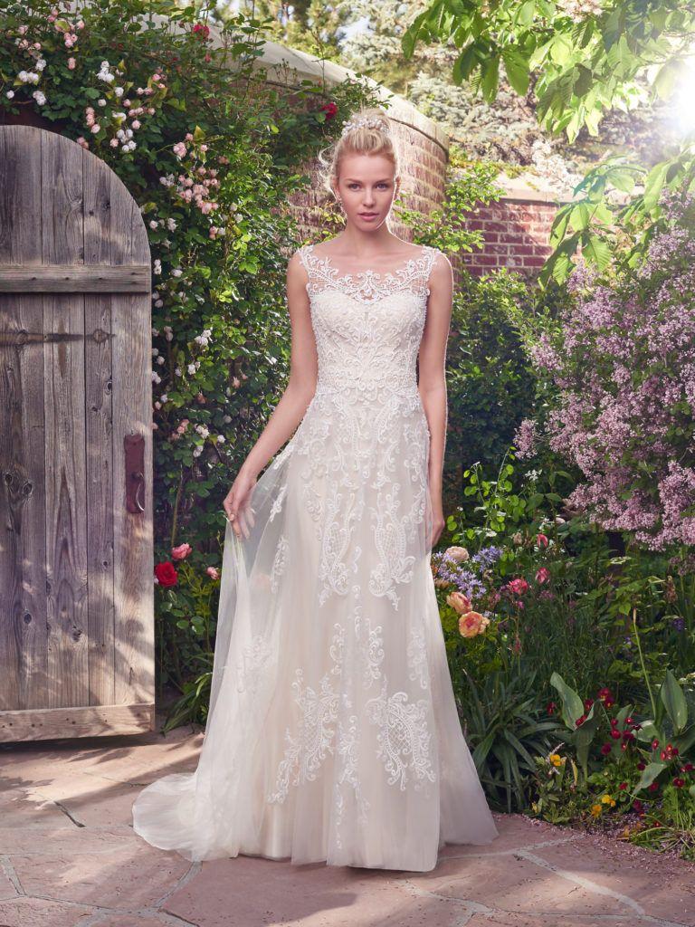 Alexis lasting bridal couture amazing wedding dress