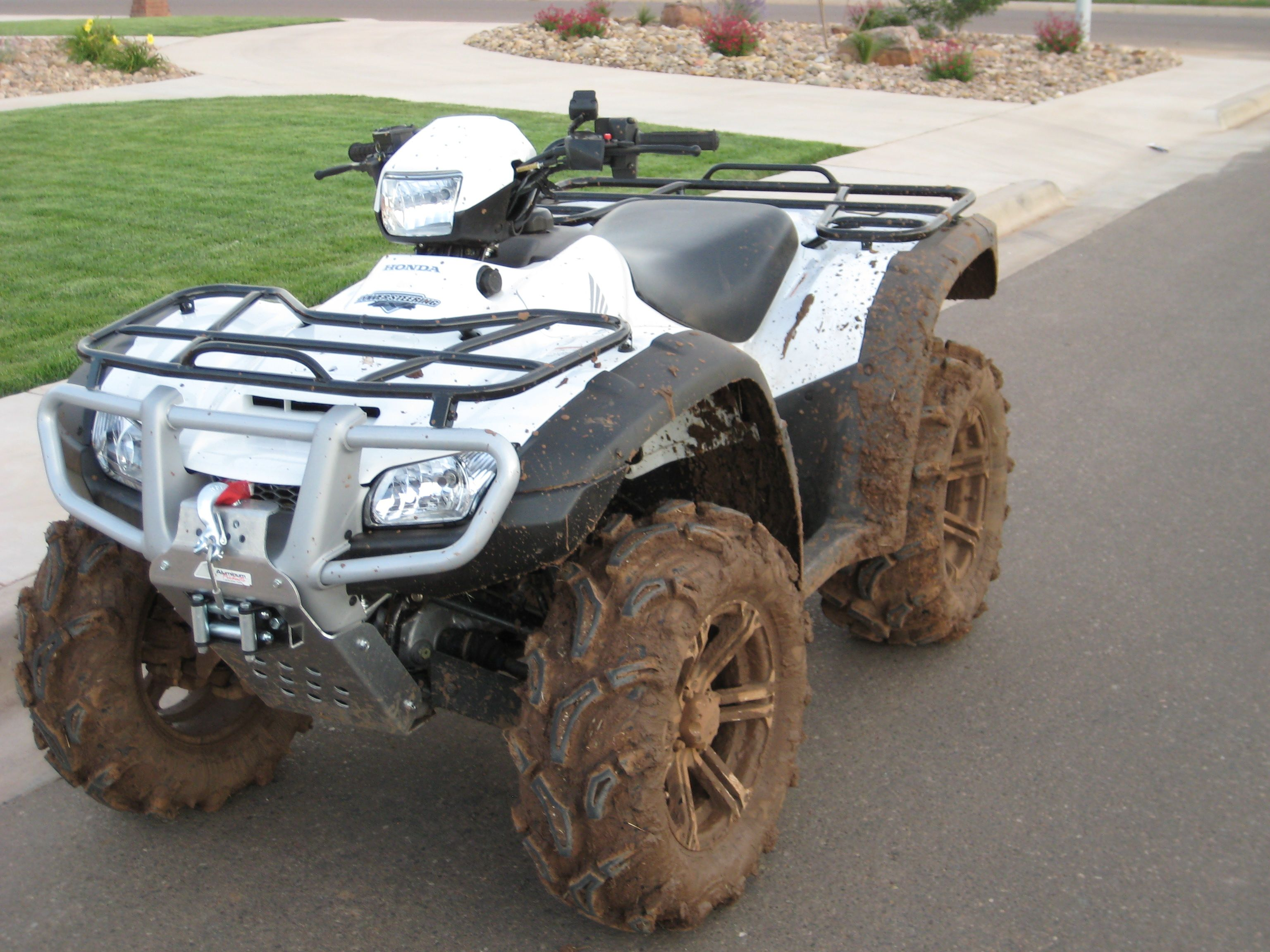 Honda Foreman 500 Skid Plates Google Search Eds Pinterest 2016 Rubicon