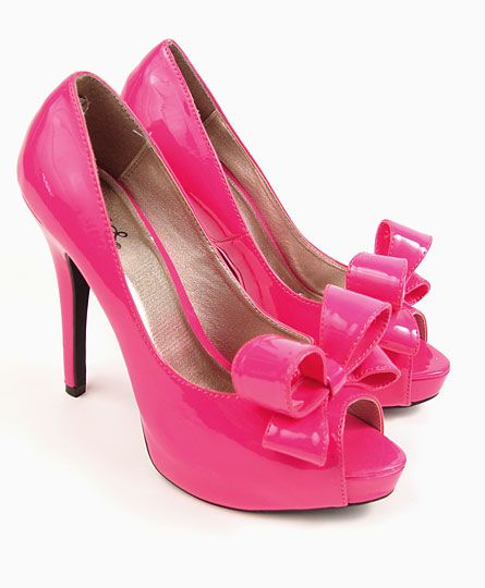 1000  images about Hot Pink Heels on Pinterest | Hot pink