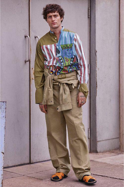 Stella McCartney SS17.  menswear mnswr mens style mens fashion fashion style stellamccartney campaign lookbook