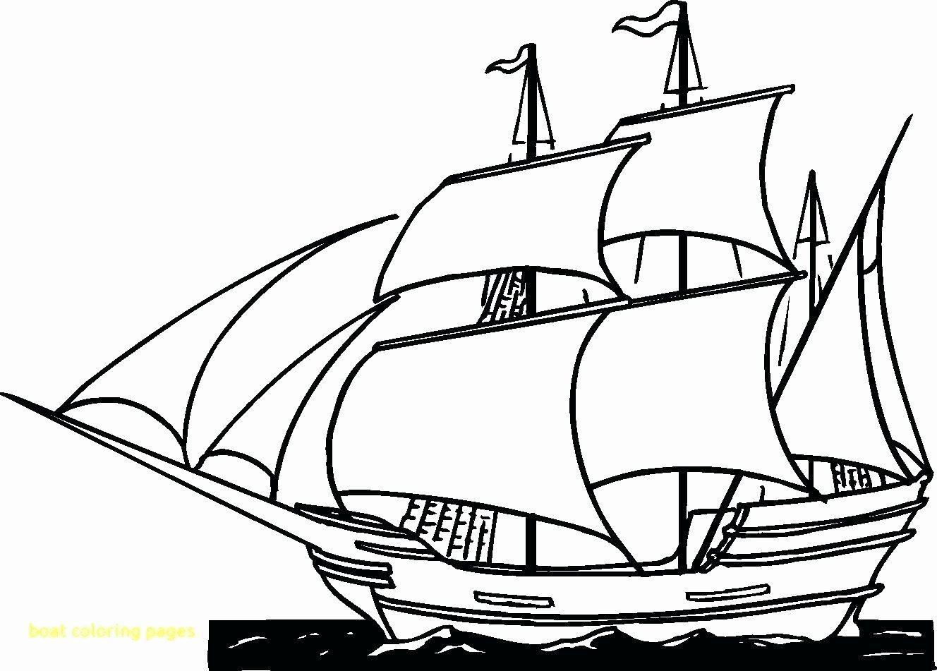 Sailing Boat Coloring Pages Kapal Fotografi Fotografi Makanan