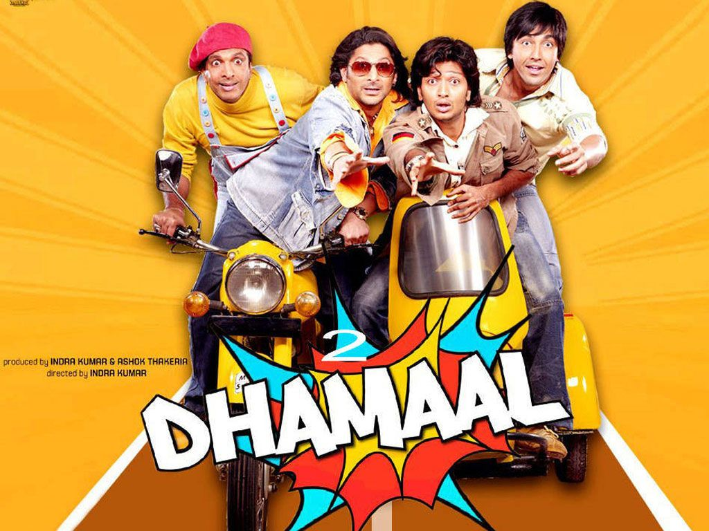 Dhamaal 2 Movie 2017 Star Cast And Crew Release Date
