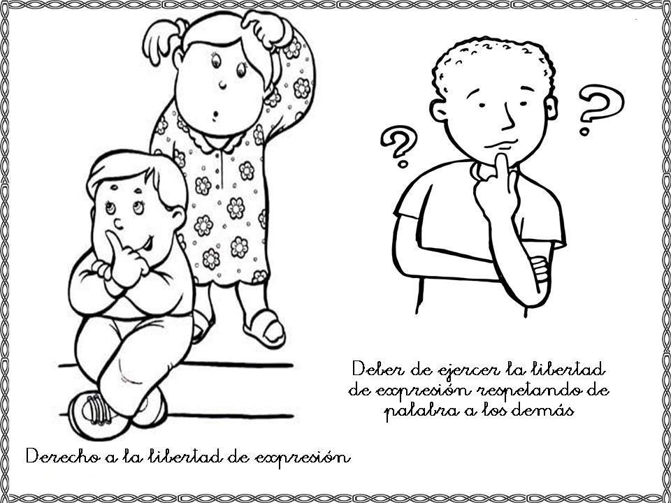 Los derechos y deberes de los niños en el Día de la Paz. 30 de Enero ...