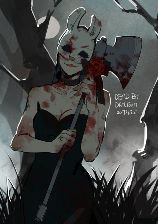 Dead By Daylight Huntress Hentai