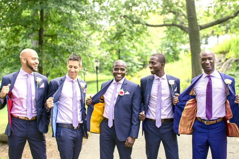 HARLEM WEDDING SNEAK PEAK /// ANDREW + MALIKA/// Photography by Ilene Squires Photography// #wedding #love #portraits #photography #ilenesquiresphotography #harlem #nyc #newyork #couple #celebration #adowu #africanwedding #ayeeko #ghanianwedding #harlemstage #harlemstagetheater #mensfashion #groom #style #suits