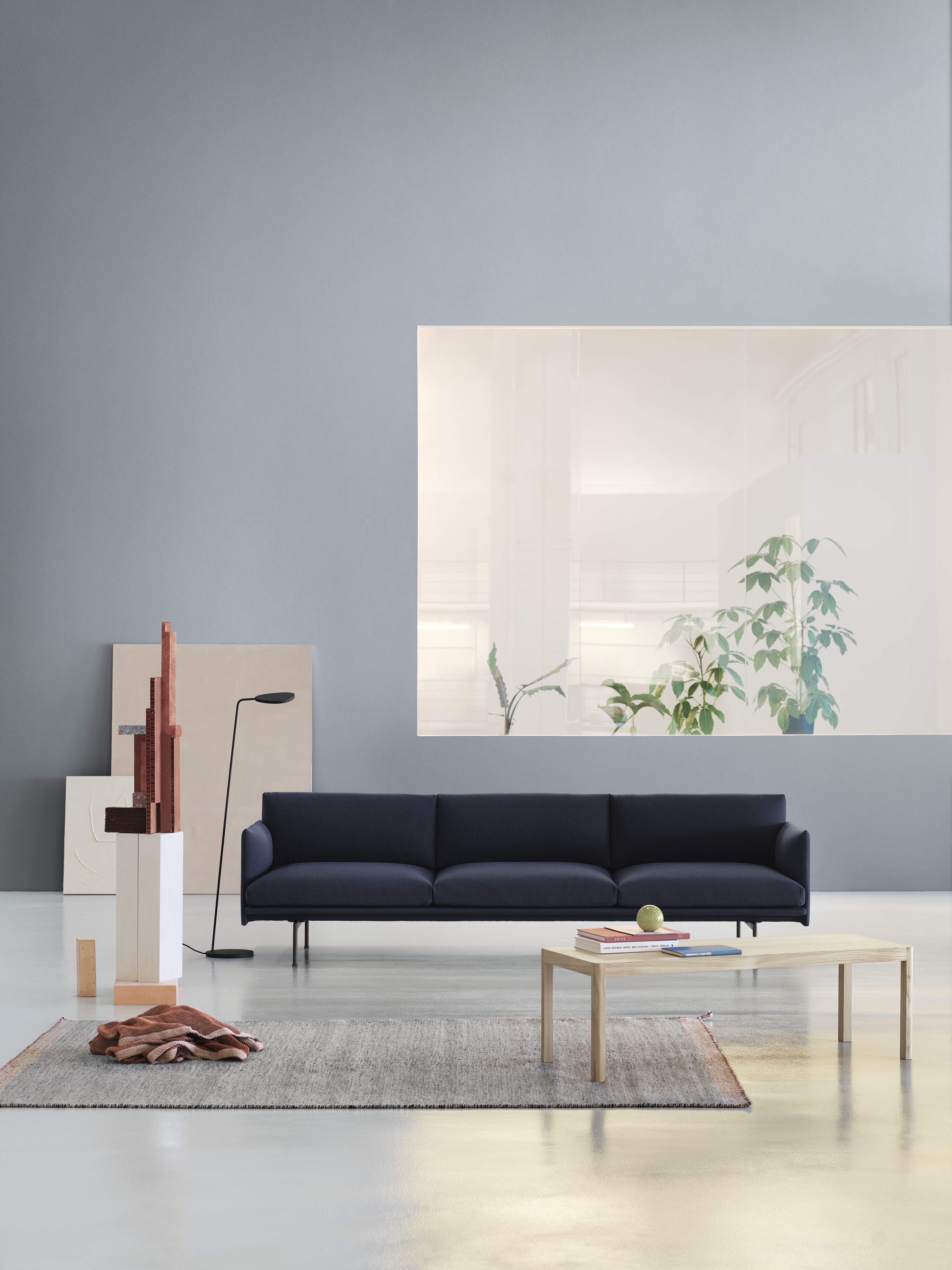 Muuto s newest collection introduces the Workshop Coffee Table by