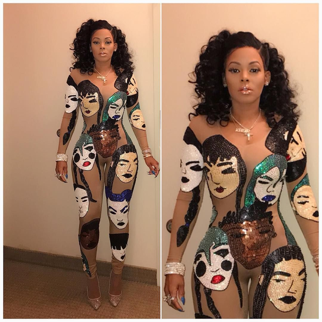 Maxi dress not long enough keyshia