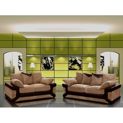 Best Bel Étage Dino 2 Piece Sofa Set Living Room Sets Sofa Set Living Room Upholstery 400 x 300