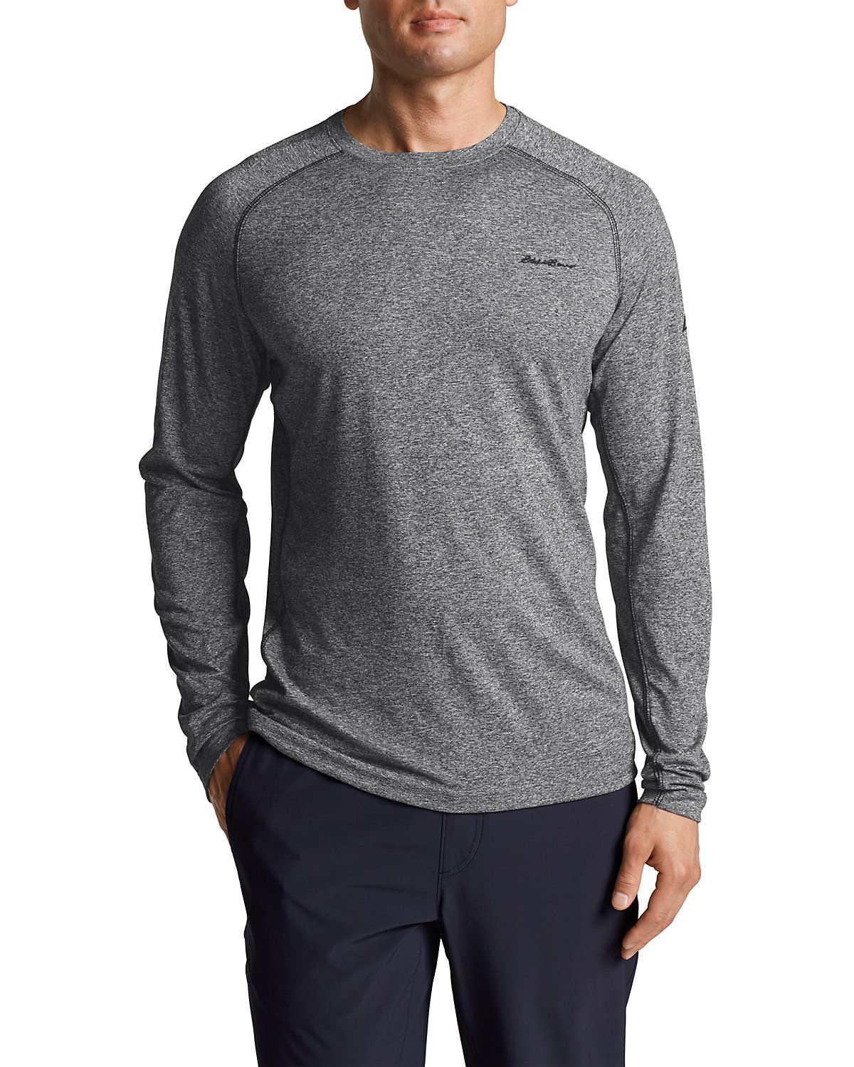 f869ff4b Men's Resolution Long-sleeve T-shirt | Eddie Bauer | Omar<3 ...