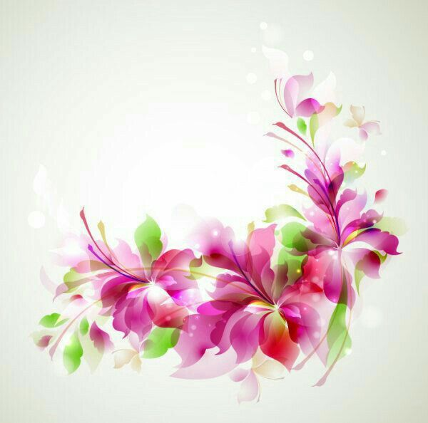 Pin By Nini On Crafty Flowers Flower Art Images Flower Art Abstract Flowers