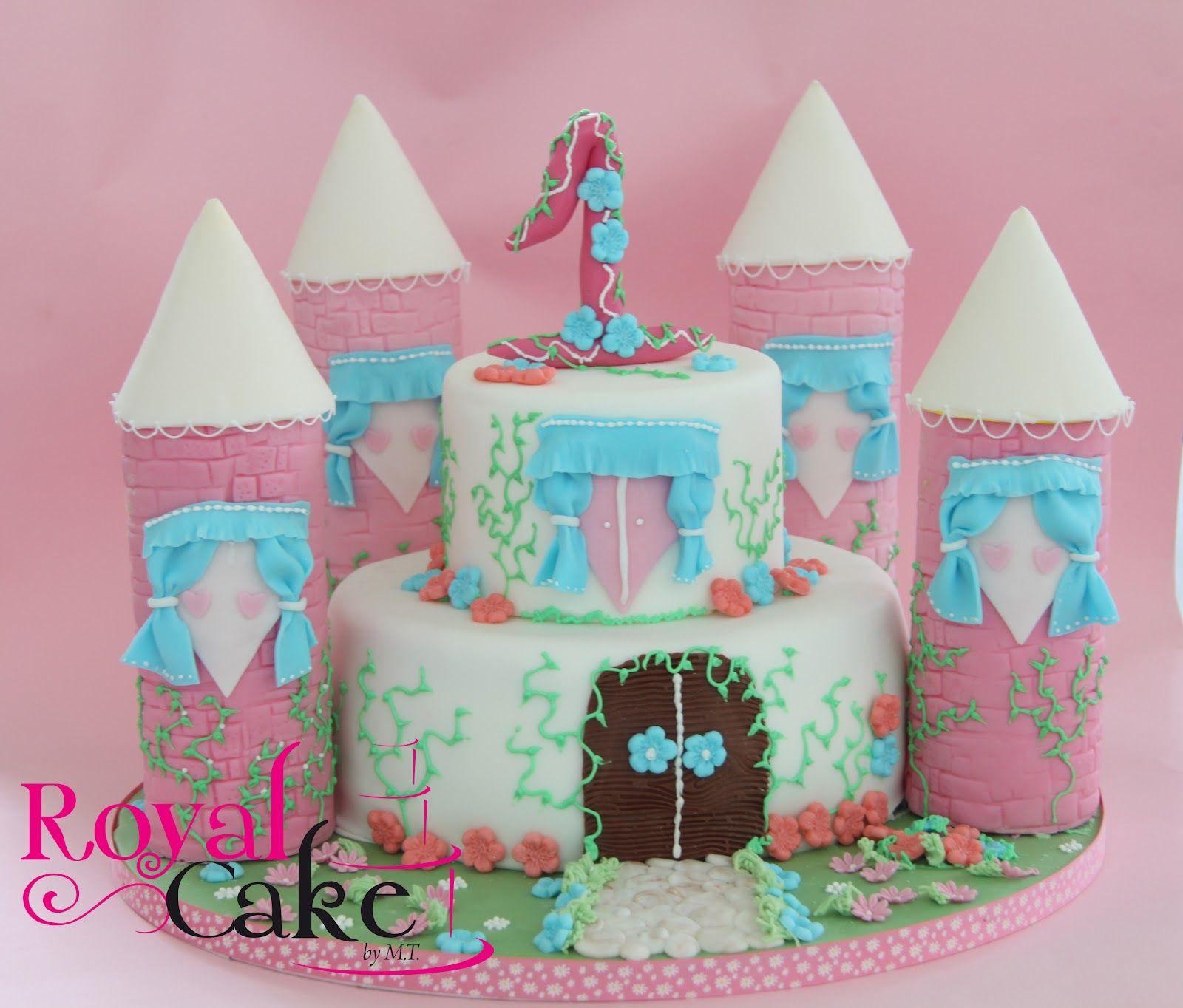 blunotte: CASTLE PRICESS CAKE