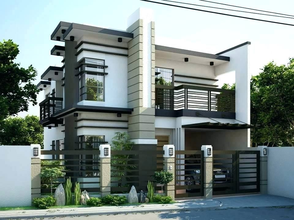 Simple Modern House Design Zen House Design Minimalist House Design 2 Storey House Design