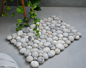 Wool Stone Rug Pebble Felt Rugs Rock
