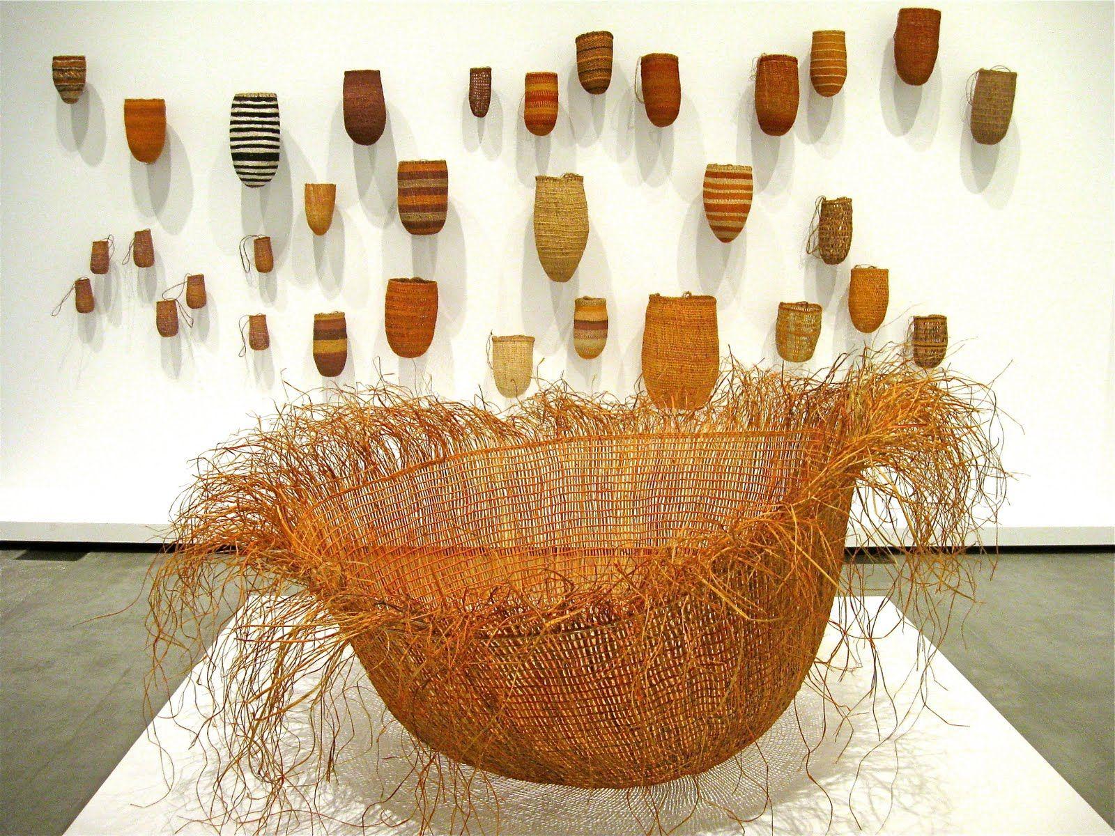 Weaving Art Contemporary Baskets Indigenous Art
