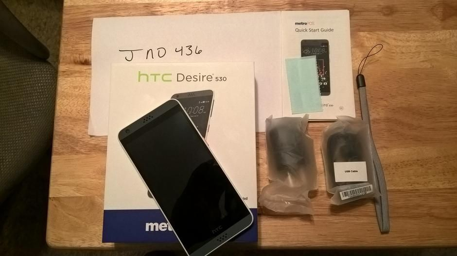 HTC Desire 530 (T-Mobile) | Phatz ULMTD on ebay | Ebay