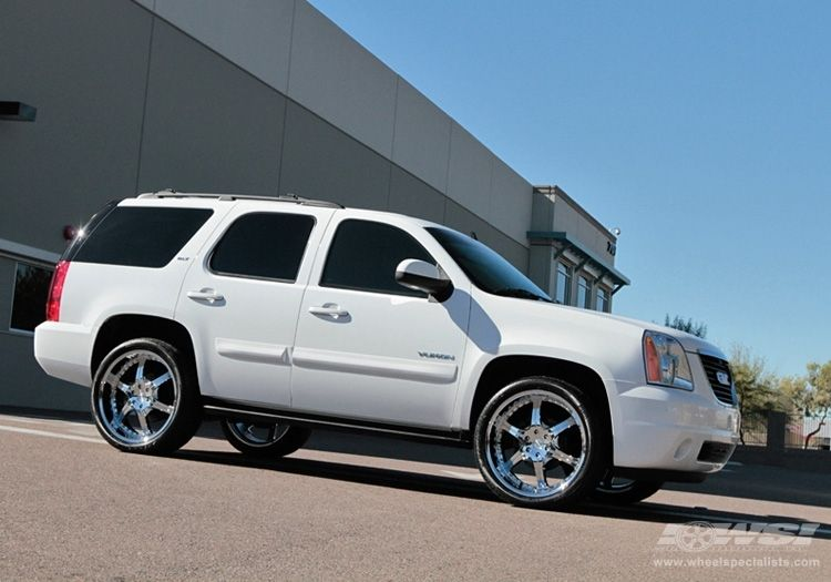 2009 Gmc Yukon Denali With 24 Giovanna Closeouts Gianelle Spezia