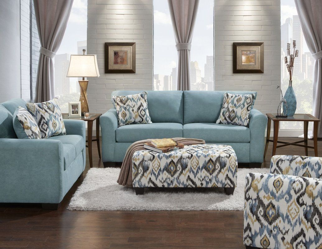 Online shopping quality Easthampton 9 Piece Living Room Set by