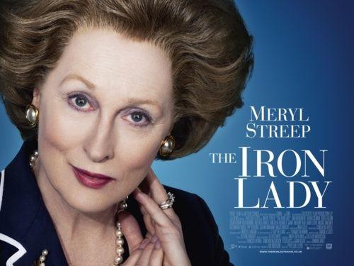 Meryl Streep As Margaret Thatcher There S Is No Alternative The Iron Lady Woman Movie Meryl Streep