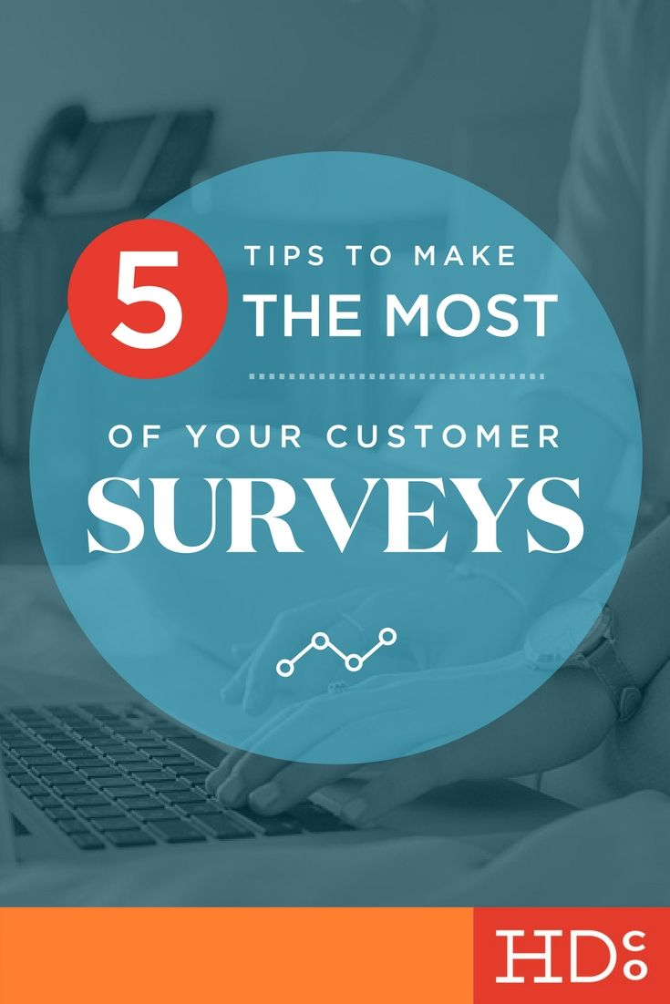 5 Tips to Make the Most of Your Client Surveys • Hoot Design Co. | Web Design, Branding, and Marketing in Columbia, MO