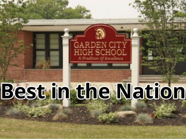 Garden City Named One of the Best School Districts in the Country