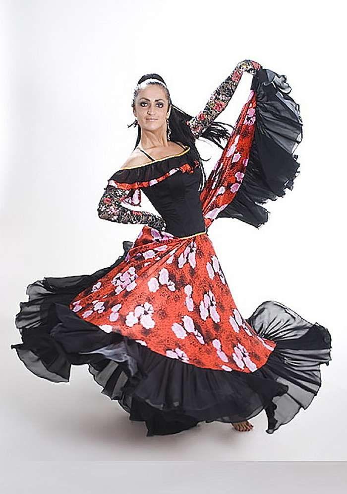украшения цыганские костюмы фото современных