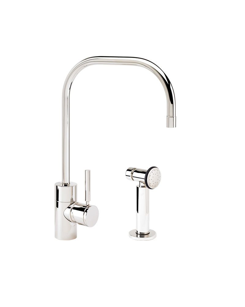 Fulton Kitchen Faucet With Side Spray  Sfi Burbank Upbeat Update Enchanting Discount Kitchen Faucets Design Ideas