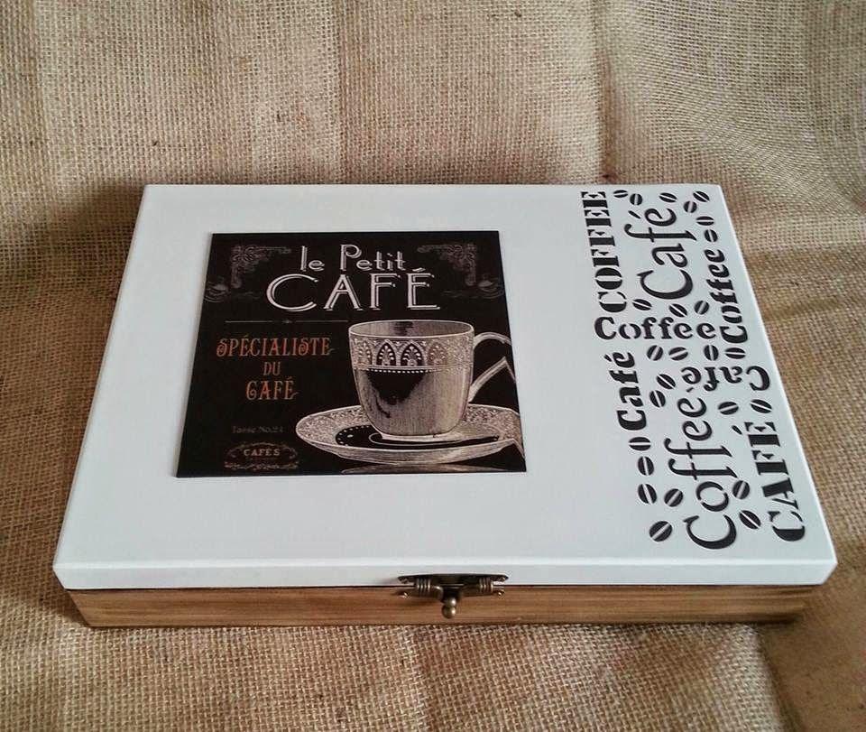 Arte l em casa caixa para c psula de caf expresso - Casas embargadas la caixa ...