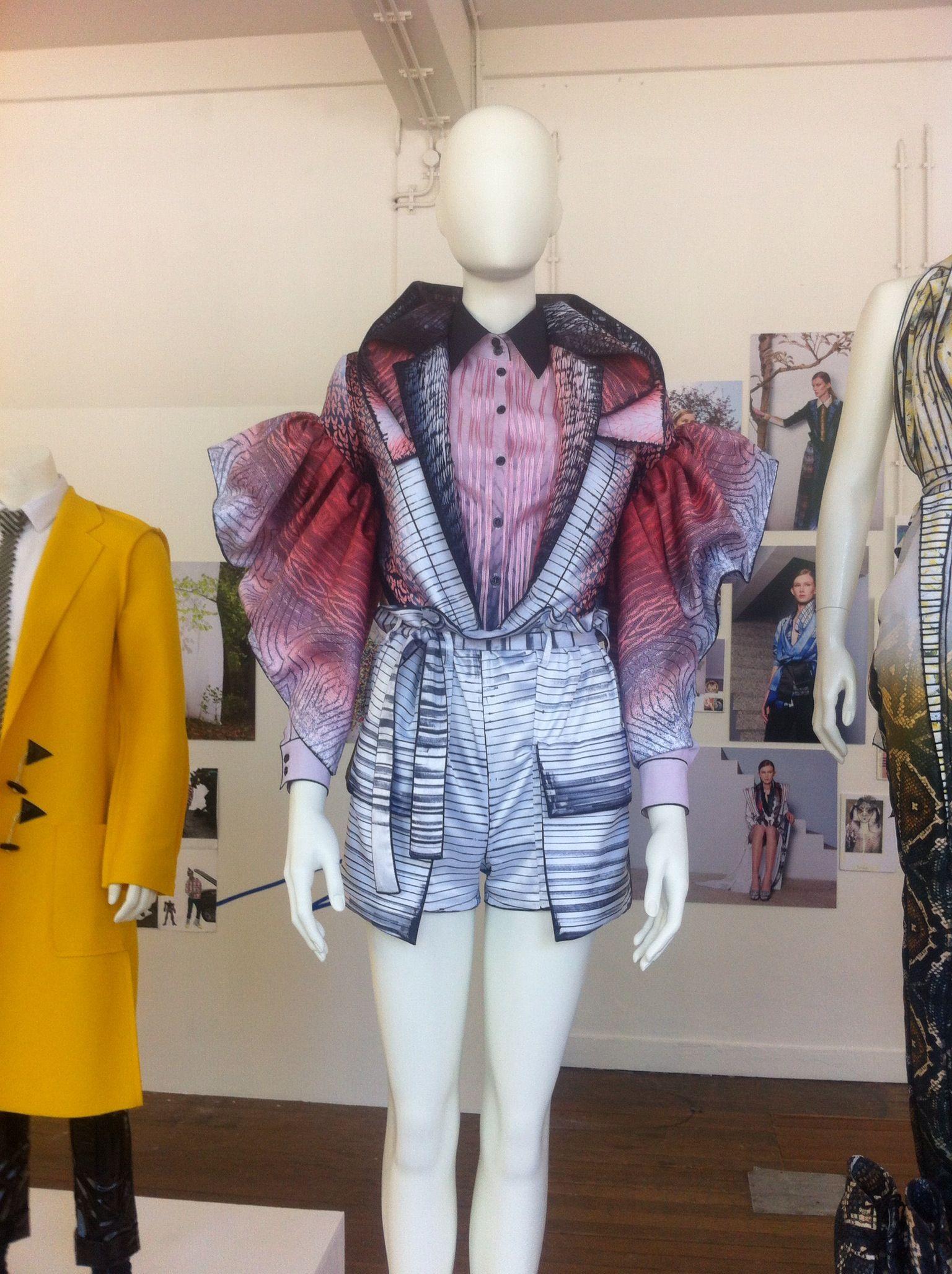 Couture Jumpsuit - Loekie Mulder (Graduation Show KABK)