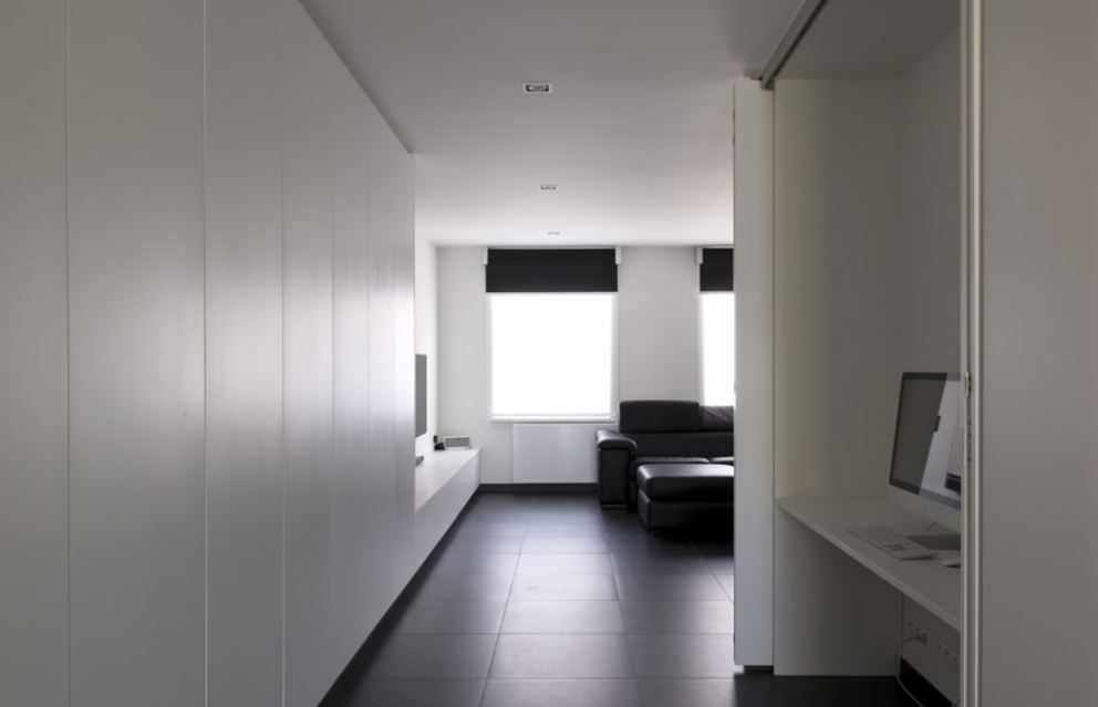 Interieurinspiratie voor een modern interieur inbouwkasten in