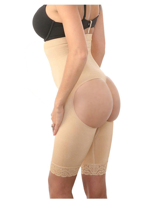 246638ab4711b High Waist Butt Lift Shaper With Tummy Trimmer Butt lift  Shaper Shapewear Sexy Lingeire