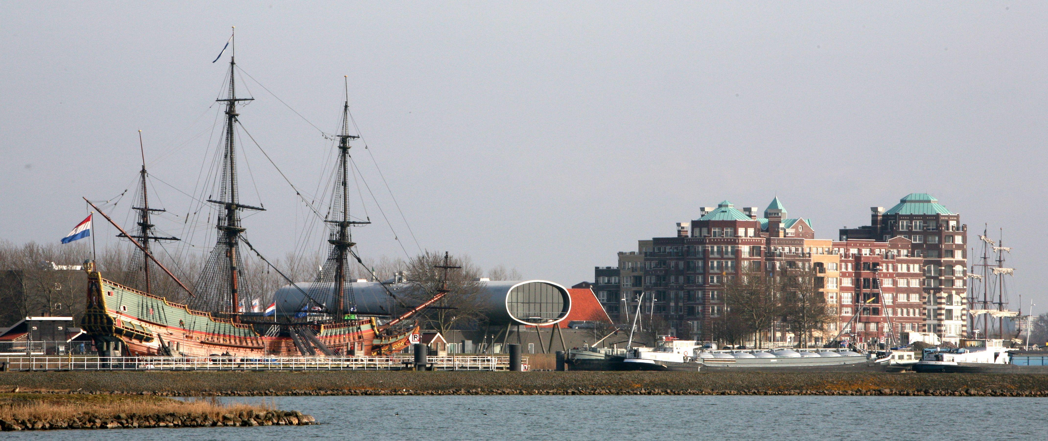 Skyline Lelystad - foto gemeente Lelystad